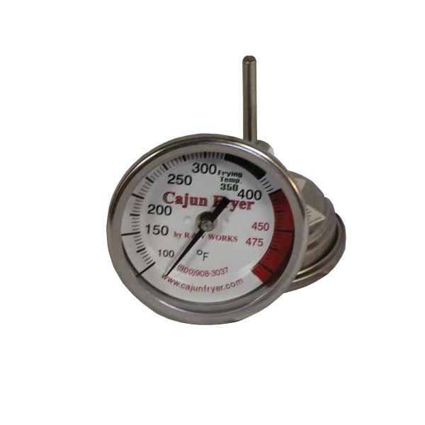 R & V Works Fryer Thermometer Main Image 1