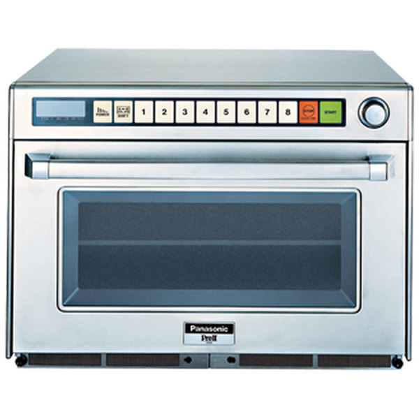 Panasonic Ne 3280 Sonic Steamer Commercial Microwave Oven