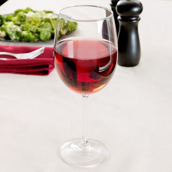 Arcoroc H0655 Rutherford 19 oz. Tall Wine Glass by Arc Cardinal - 24/Case Main Image 4