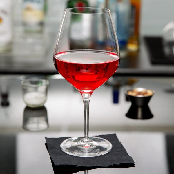 Spiegelau 4408000 Authentis 25.25 oz. Burgundy Wine Glass - 12/Case