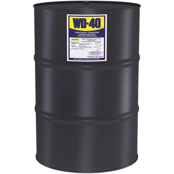 WD-40 49013 55 gallon / 7040 oz. Heavy Duty Lubricant