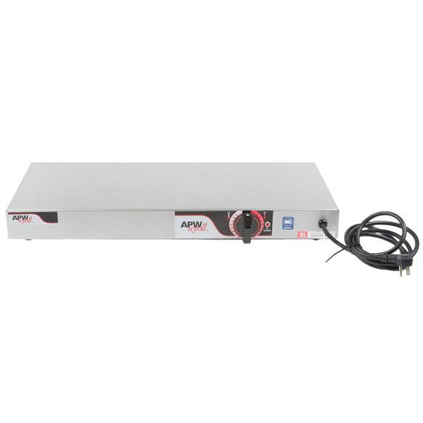 """APW Wyott WS-3 36"""" Heated Shelf Warmer - 240V"""