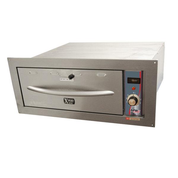 APW Wyott HDDi-3B Built-In 3 Drawer Warmer