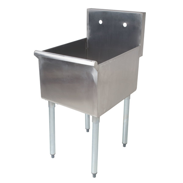 18 Inch Utility Sink : Utility Sink Commercial Stainless Steel Utility Sink