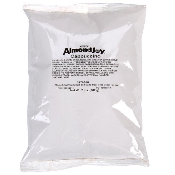2 lb. Almond Joy Cappuccino Mix - 5/Case
