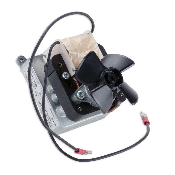 Nemco 47496 Black 92000 Motor for Hot Dog Roller Grill - 120V