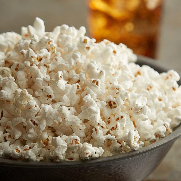 White Erfly Popcorn Kernels 50 Lb