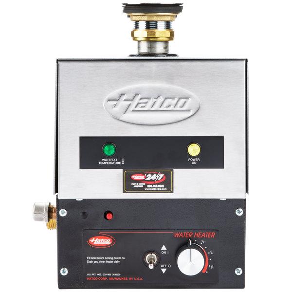 Hatco FR-3 Food Rethermalizer / Bain Marie Heater - 208V, 3000W on