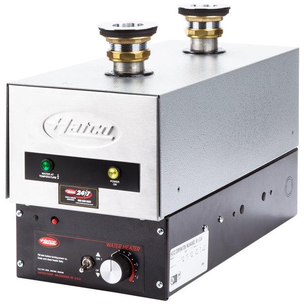 Hatco FR-4B Food Rethermalizer / Bain Marie Heater - 480V, 3 Phase, 4000W