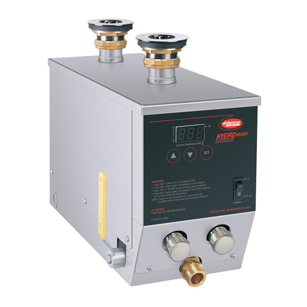 Hatco FR2-3 Hydro-Heater Rethermalizer / Bain Marie Heater - 208V, 3000W