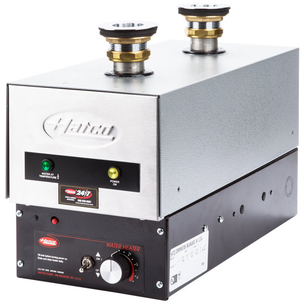 Hatco FR-6B Food Rethermalizer / Bain Marie Heater - 208V, 3 Phase, 6000W