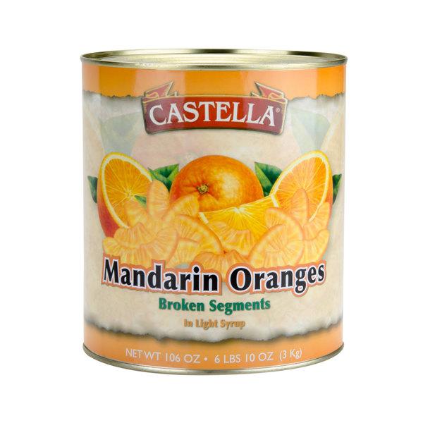 Broken Mandarin Orange Segments - #10 Can