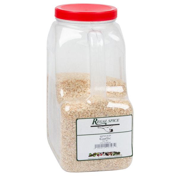 Regal Minced Garlic - 5 lb.