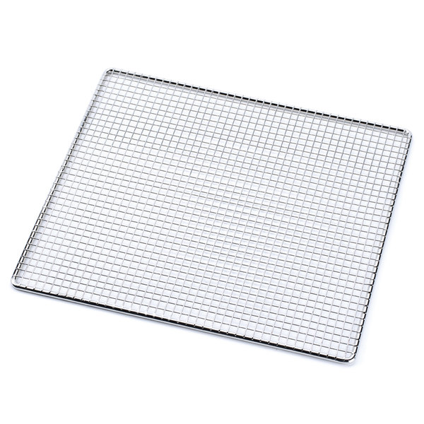 """Cooking Performance Group 390152 13 1/2"""" x 12"""" Fryer Screen for CPG-F-25C Countertop Fryer"""