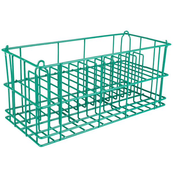 """12 Compartment Catering Plate Rack for Plates up to 14"""" - Wash, Store, Transport"""