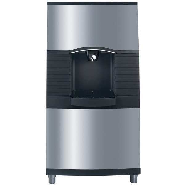 Manitowoc SFA-291 Hotel Ice Dispenser with Water Valve - 180 lb.