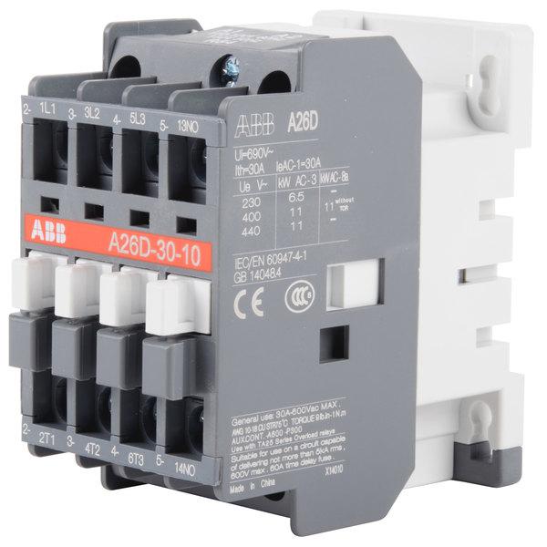 Avantco 17819644 Replacement Contactor - 120V, 30A