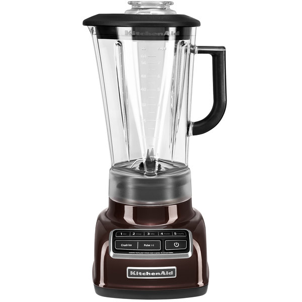 KitchenAid KSB1575ES Espresso Diamond 60 oz. Five Speed Blender