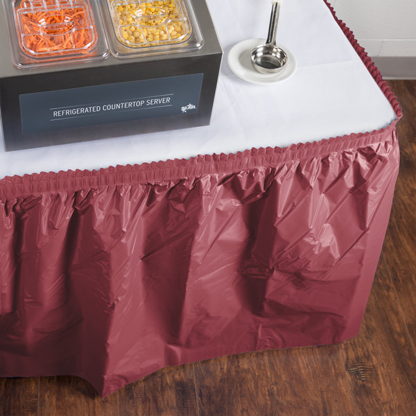 Types Of Table Skirting Everything You Need To Know