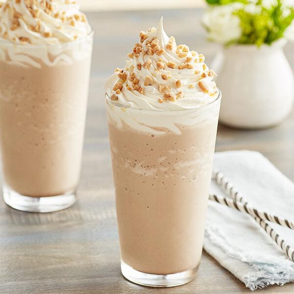 Big Train 3.5 lb. Toffee Mocha Blended Ice Coffee Mix Main Image 2