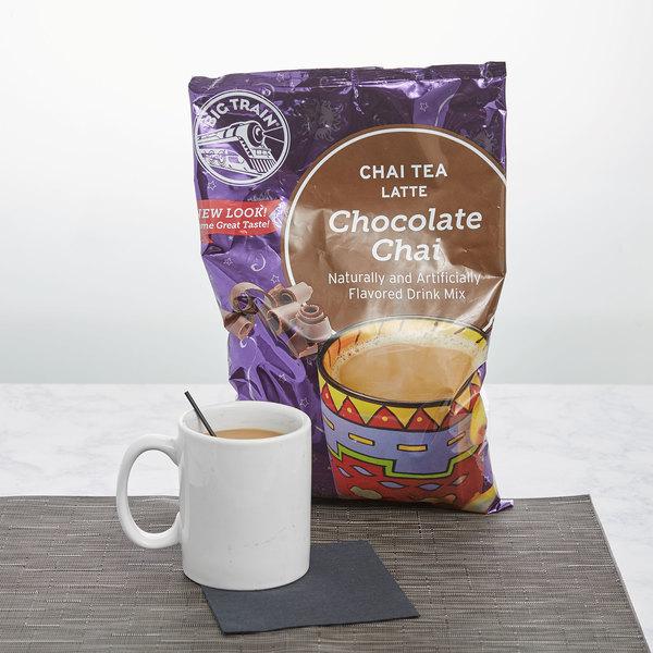 Big Train 3.5 lb. Chocolate Chai Tea Latte Mix