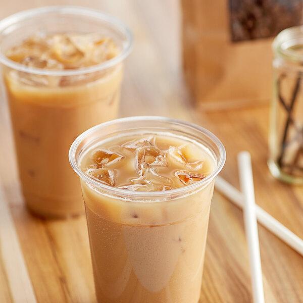 Big Train 3 lb. Fit Frappe Vanilla Latte Protein Drink Mix Main Image 2