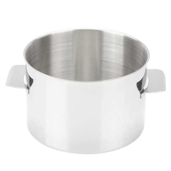Robot Coupe 101815 3.5 Qt. Stainless Steel Mini Bowl Assembly