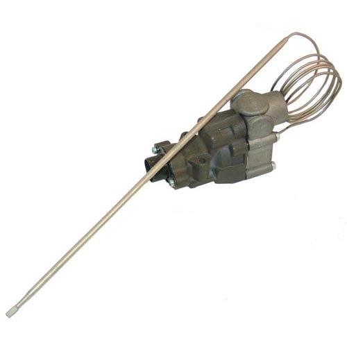 "Jade Range 460107000 Equivalent Thermostat; Type BJWA; Temperature 250 - 500 Degrees Fahrenheit; 36"" Capillary Main Image 1"