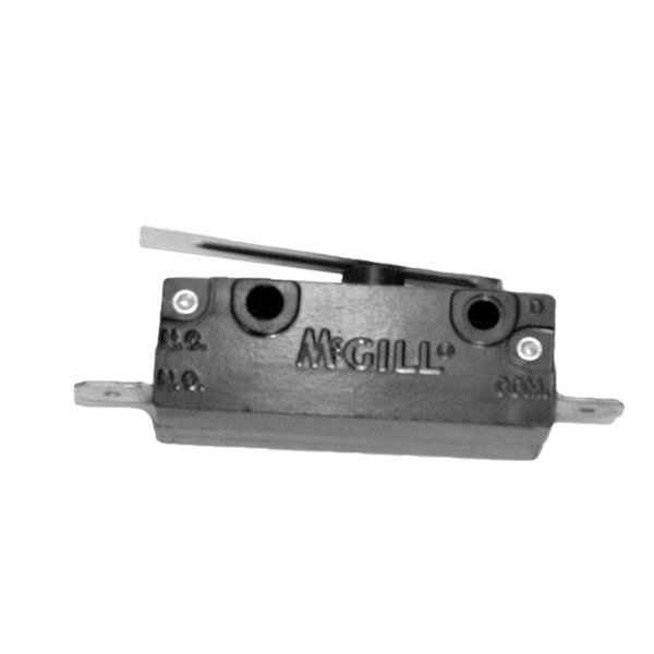Vulcan 342147-1 Equivalent On/Off Micro Lever Switch - 20A, 125/250V