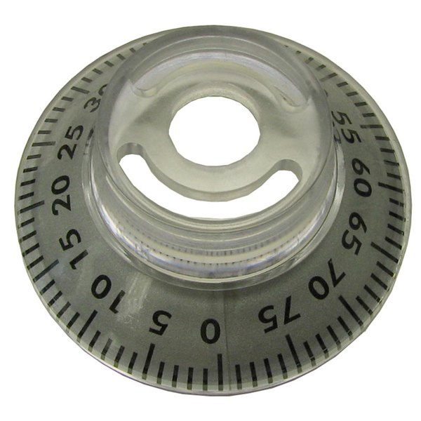 "All Points 22-1460 3"" Plastic Index Ring"
