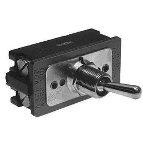 Cleveland 19944 Equivalent On/Off Toggle Switch - 20A/125V, 10A/250V Main Image 1
