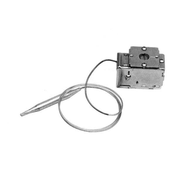 "Jackson 59305100100 Equivalent Dishwasher Wash Thermostat; Type C12; Temperature 168 - 198 Degrees Fahrenheit; 26"" Capillary"