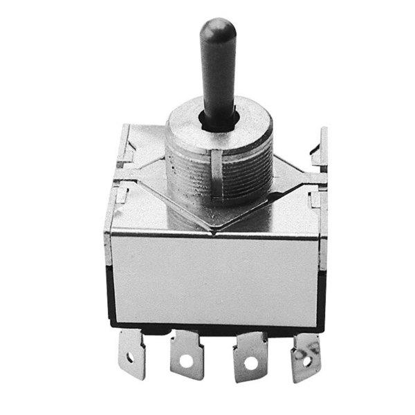 All Points 42-1254 On/Off/On Toggle Switch - 15A/125V, 10A/250V
