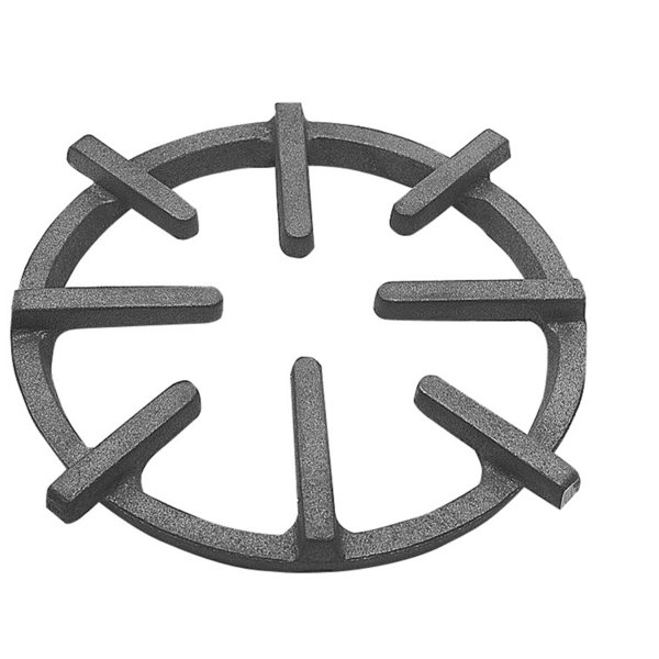 """All Points 24-1057 9 7/8"""" Cast Iron Spider Ring Grate"""