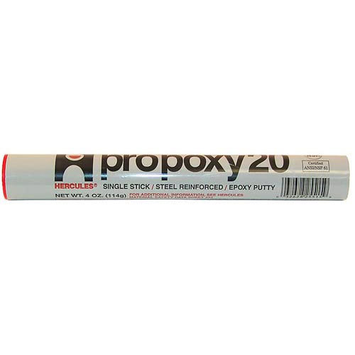 All Points 85-1107 Steel Reinforced Epoxy Putty - 4 Oz. Main Image 1