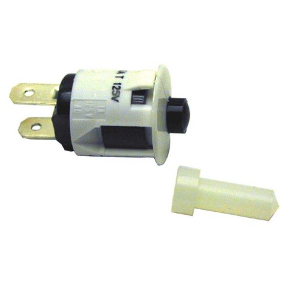 Glenco 2ELS0243-007 Equivalent On/Off Hinge Light Switch - 0.75A/125V, 0.25A/250V