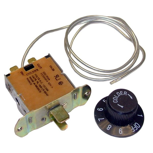 Eaton 9530N-814 Equivalent Temperature Controller - 12 to 47.5 Degrees Fahrenheit Main Image 1