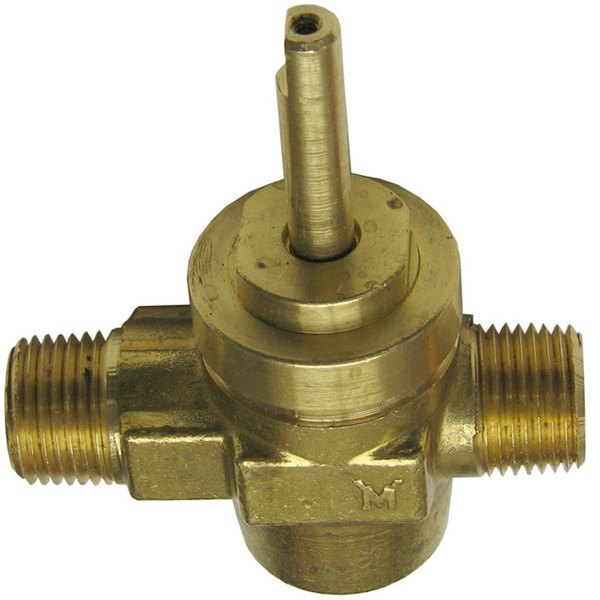 "All Points 52-1127 Gas Valve; 1/2"" Gas In / Out"