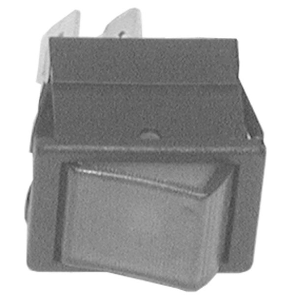 All Points 42-1224 Red On/Off Rocker Switch Main Image 1