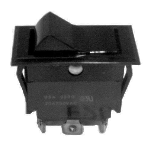 Eaton 8961K381 Equivalent On/Off/On Rocker Switch - 20A/250V