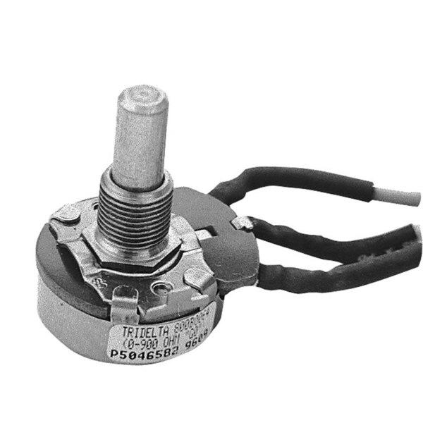 Pitco B6702601C Equivalent Potentiometer with Pin Connectors - 0-475 OHM