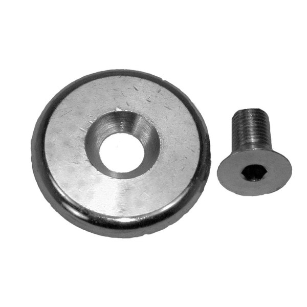 All Points 26-1342 Washer and Screw Assembly for Meat Slicer Knife Main Image 1