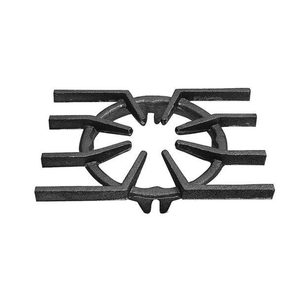 "Jade Range 1011900100 Equivalent 6 3/4"" Cast Iron Spider Grate"