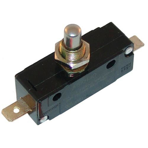 Montague V-18 Equivalent Momentary On/Off Push Button Switch - 25A, 125/250V