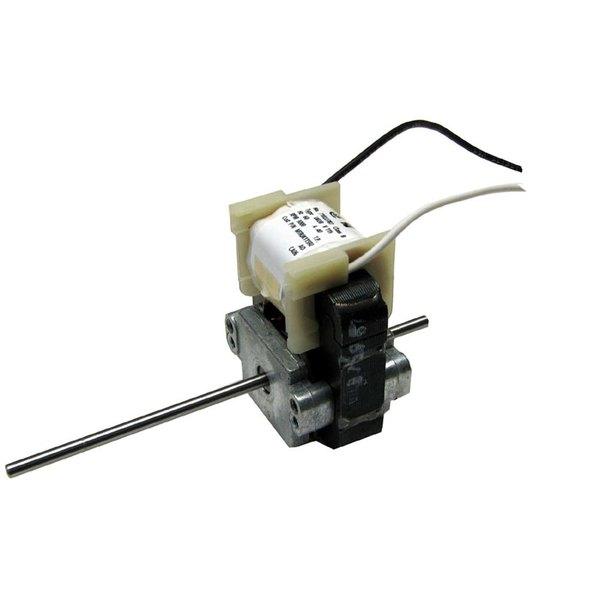 Food Warming Equipment MTRJK12092 Equivalent 3000 RPM Blower Motor - 115V