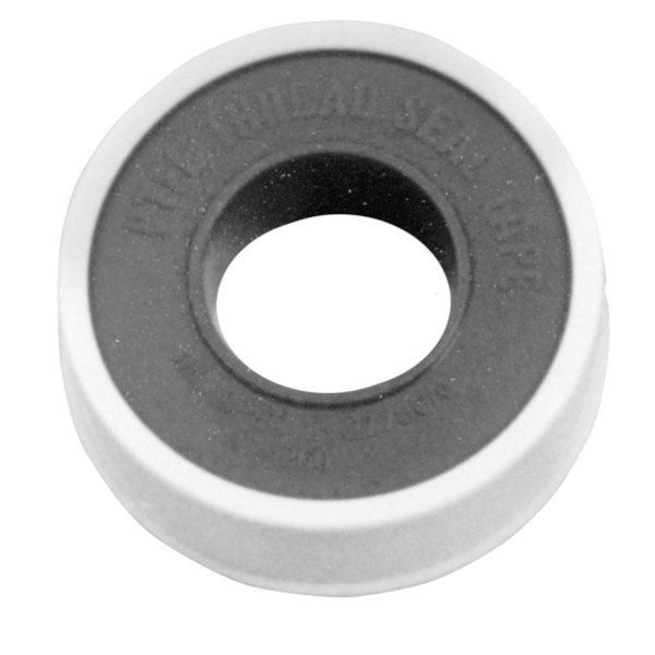 """All Points 85-1131 Yellow Extra Thick PTFE Teflon® Tape; 1/2"""" x 260"""""""