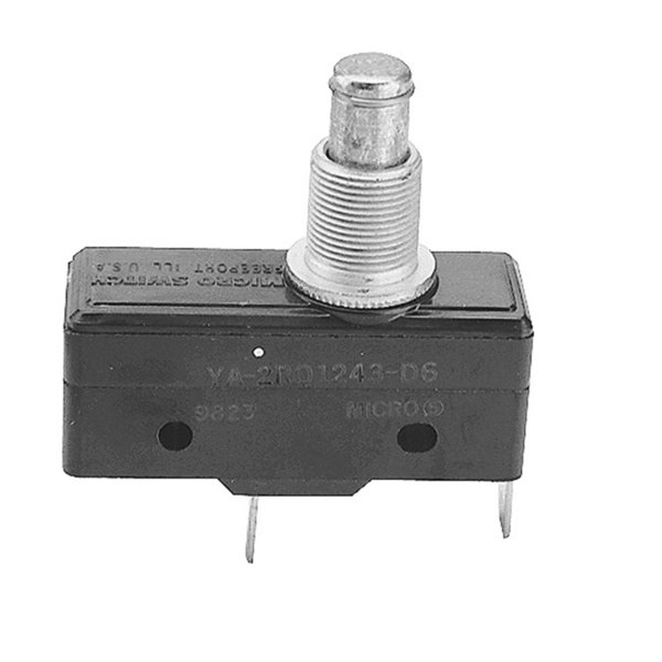 All Points 42-1072 Micro Plunger Door Switch - 20A-240V/250V/125V