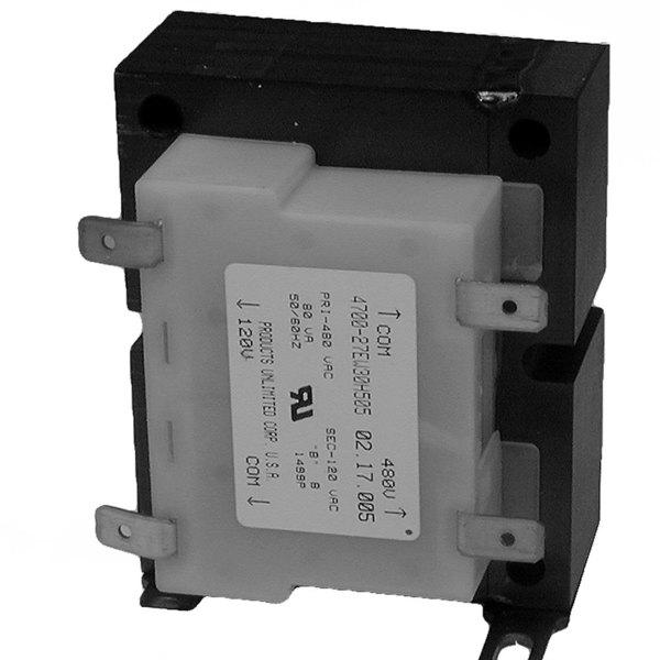 All Points 44-1118 80VA Transformer - 480V Primary, 120V Secondary Main Image 1