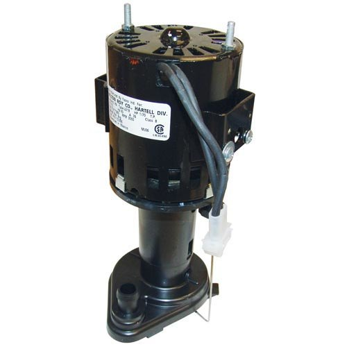Scotsman 12-2586-21 Equivalent Pump / Motor Assembly - 115V Main Image 1