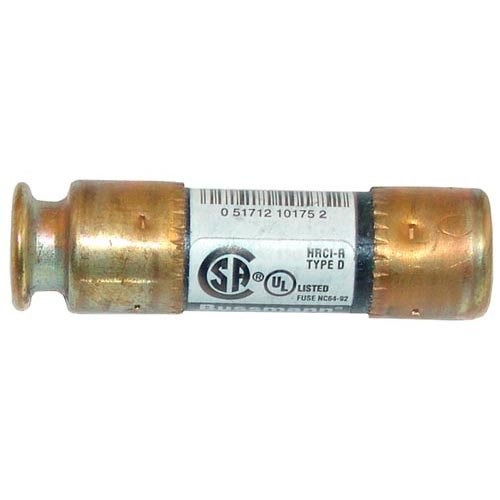 "All Points 38-1419 13/32"" x 2"" 20 Amp RK5 Dual Element Time Delay Fuse - 250V"